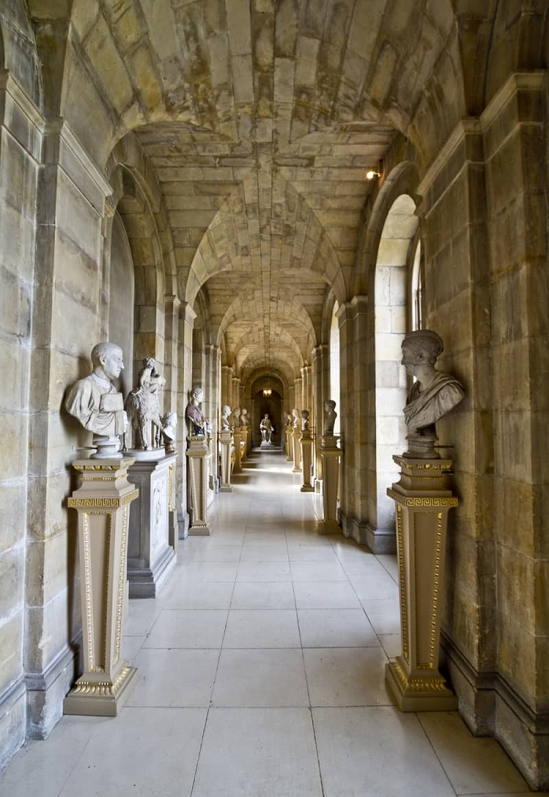 castle-howard-passage