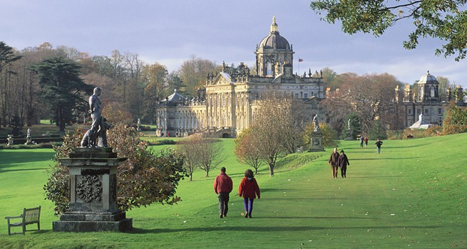 Castle Howard and Where to See It