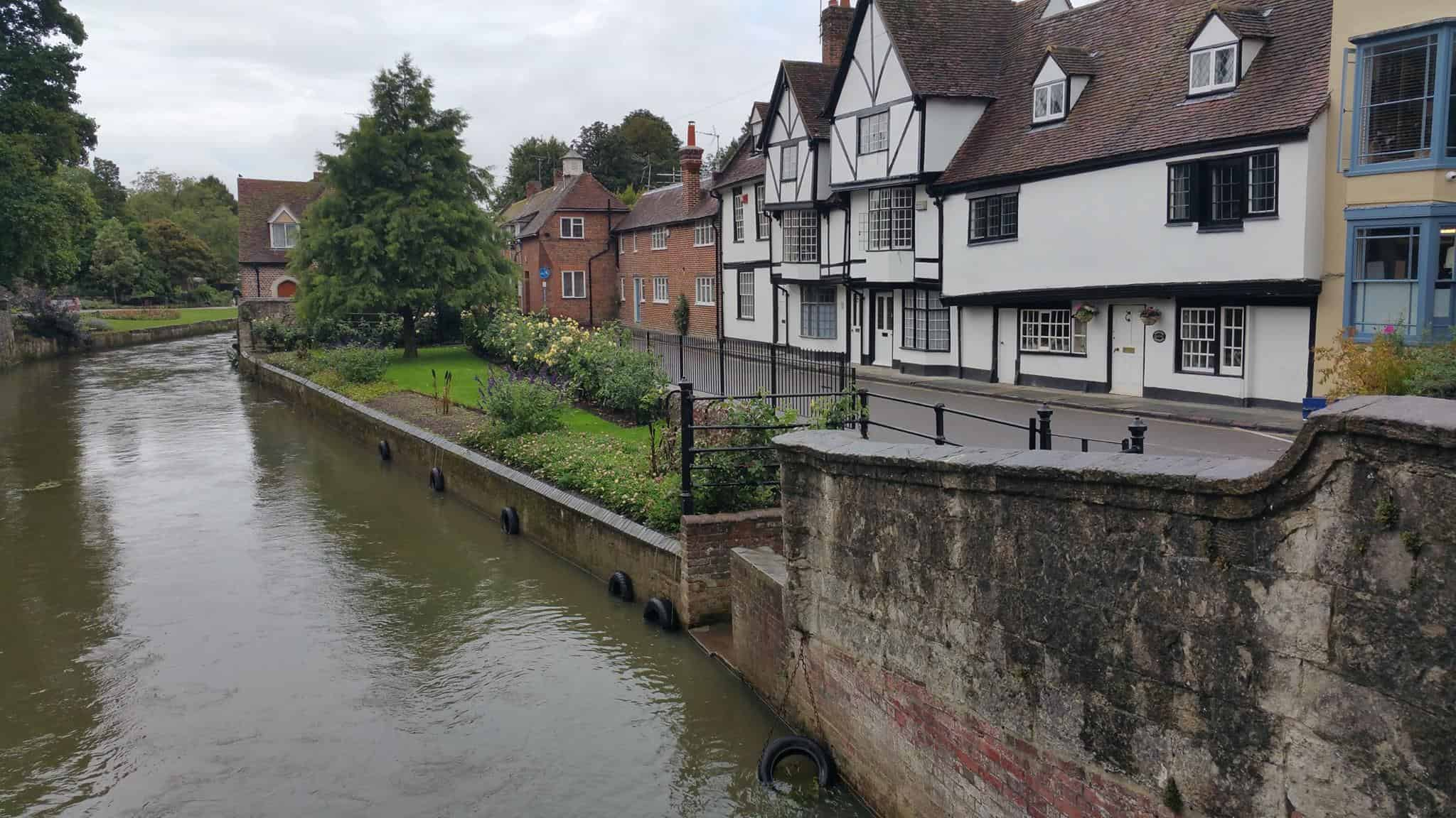 British Television Filming Location Spotlight: Canterbury, England