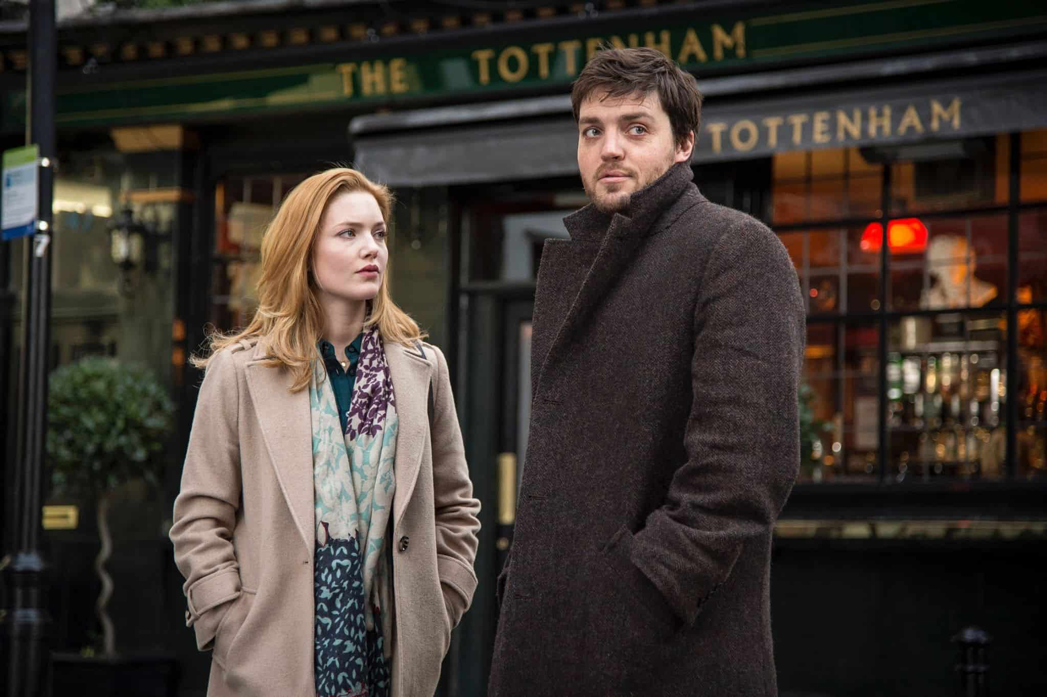 First Look: JK Rowling's Cormoran Strike Detective Series