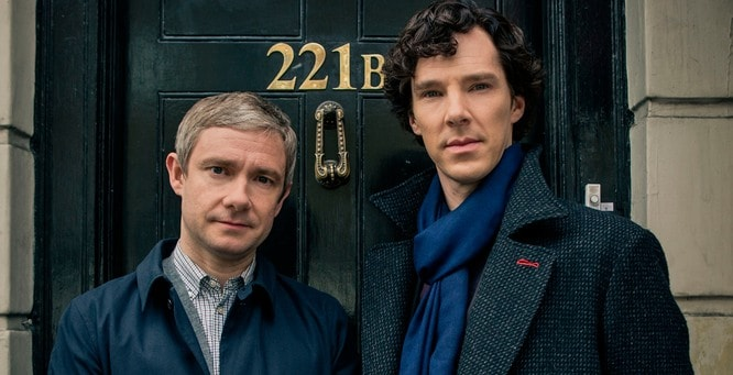 Sherlock Series 4 Air Date & Trailer