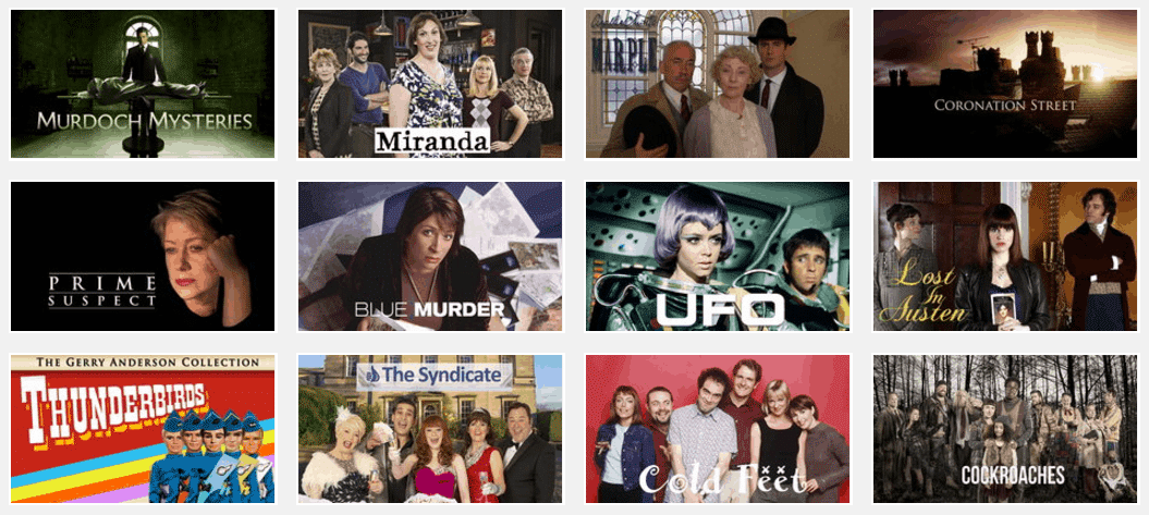 Hulu Plus: An Underrated Source of British Television Shows - I