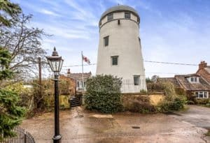 British Windmill Homes for Living Out Your Wildest Jonathan Creek Fantasies 5