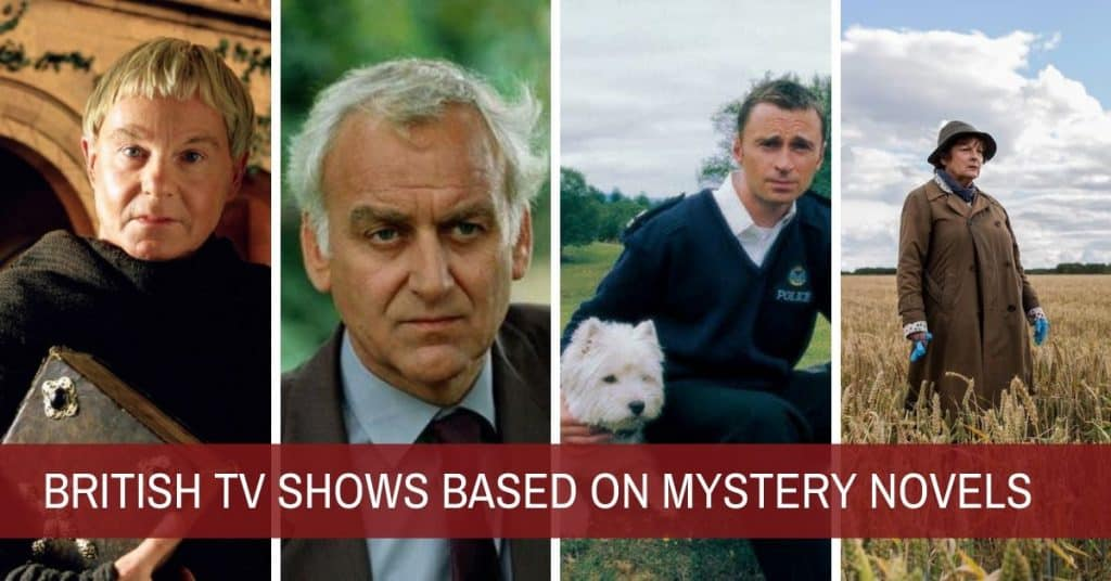 5 Great British Mystery Shows Based on Novels 1