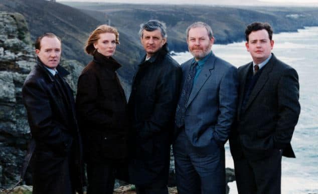 Wycliffe TV series Cornwall where to watch