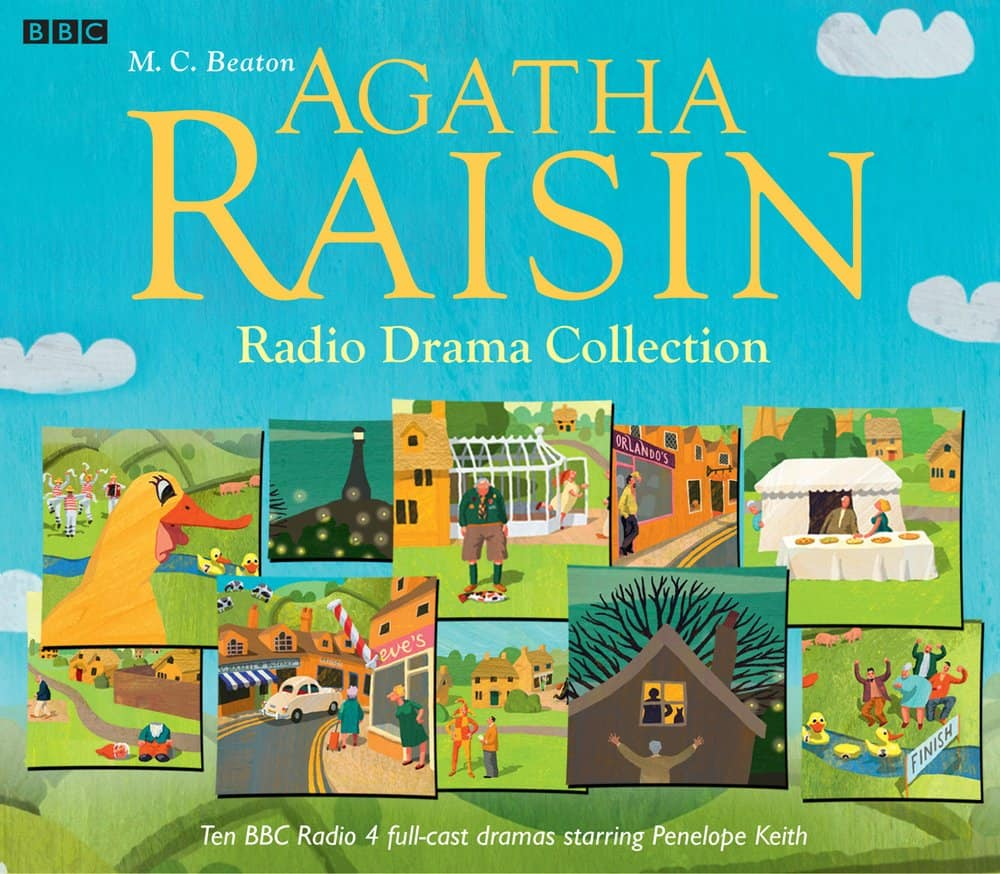 agatha raisin radio drama not series 2