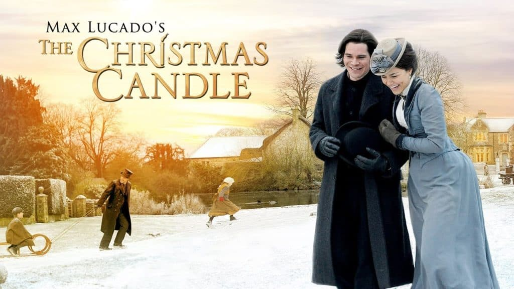 the christmas candle in late victorian england a villages new arrival threatens an age old christmas tradition watch on netflix watch on amazon - British Christmas Movie