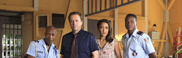Death in Paradise Series 7 Premiere Date Announced