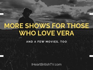 TV Shows Like the British Mystery Series Vera 20