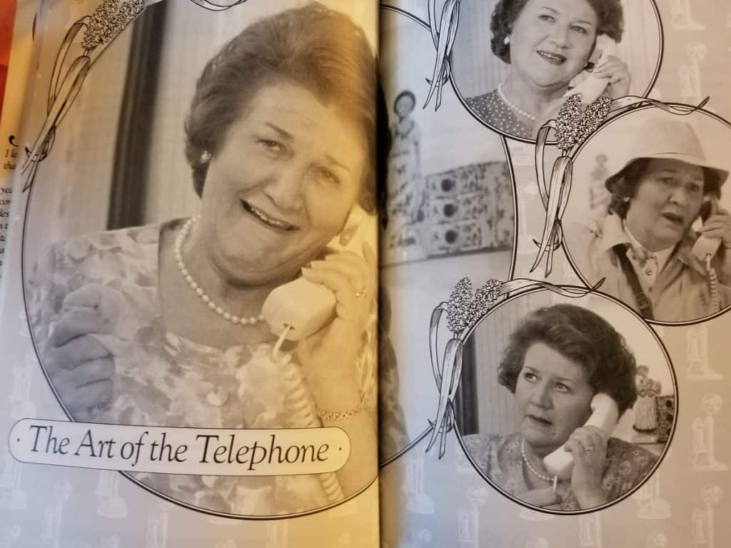 Giveaway: Hyacinth Bucket's Book of Etiquette for the Socially Less Fortunate 6