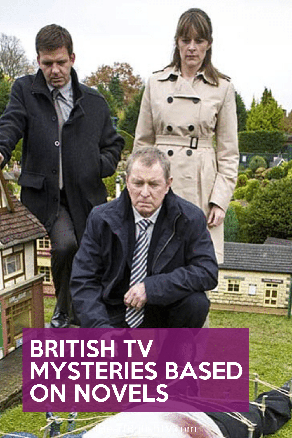 5 More Great British Mystery Shows Based on Novels 7