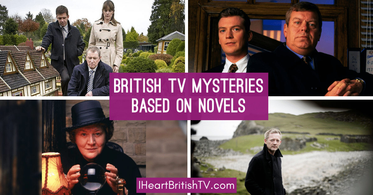 5 More Great British Mystery Shows Based on Novels 1
