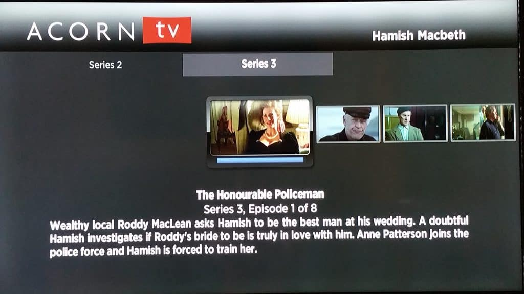 Hate the New Acorn TV Interface? There's a Simple Fix. 2