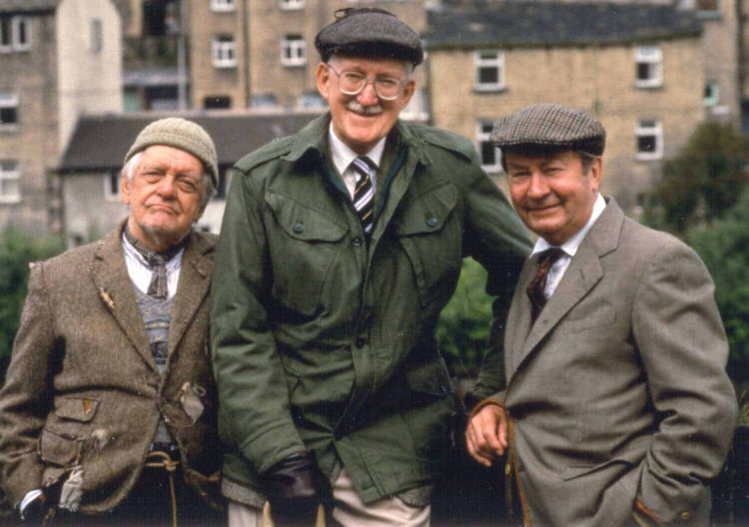 The List of British Comedy Shows 6