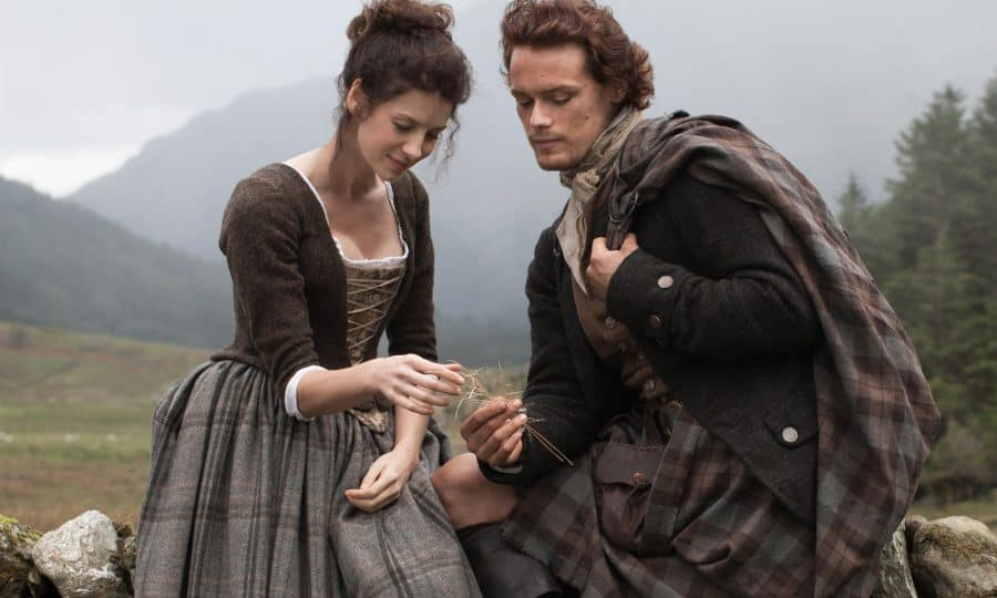 Outlander is set in Scotland