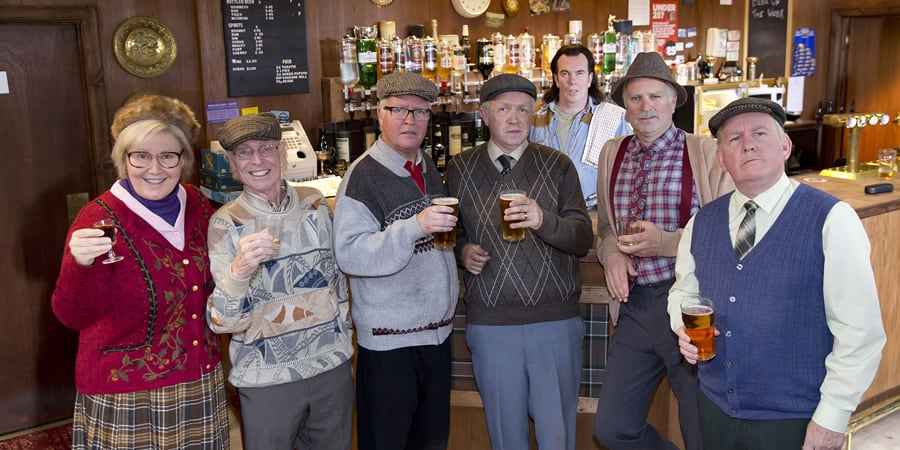 Scottish comedy Still Game