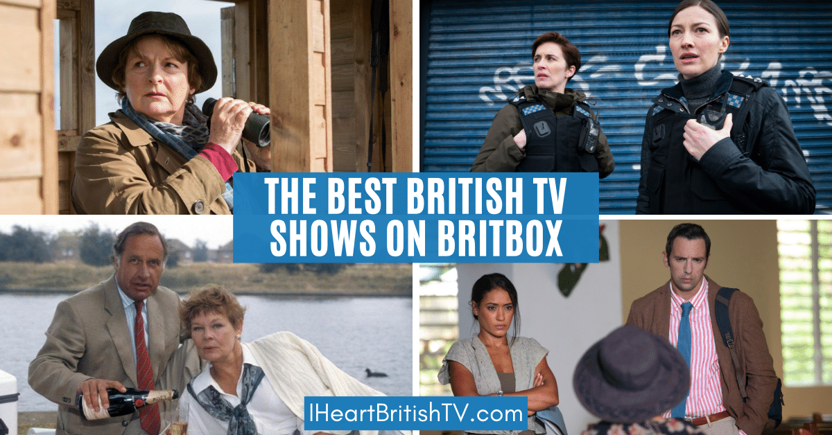 The Best Shows on BritBox 1