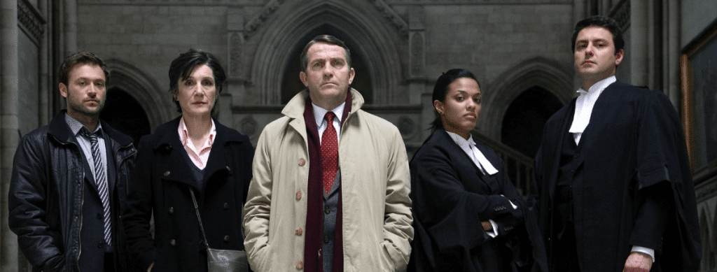 Where to Watch Law & Order: UK Seasons 1-5 Online 4