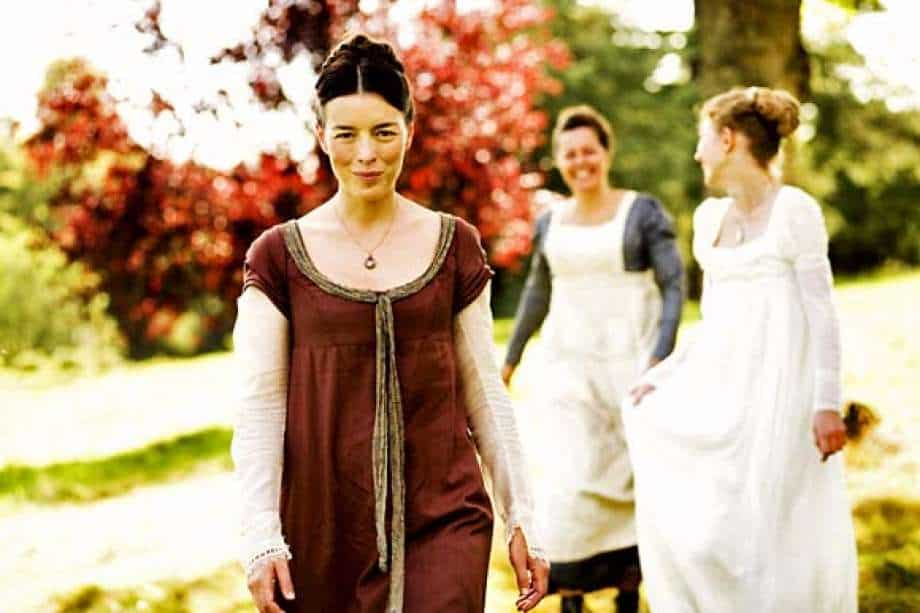 Jane Austen movie adaptations  Miss Austen Regrets