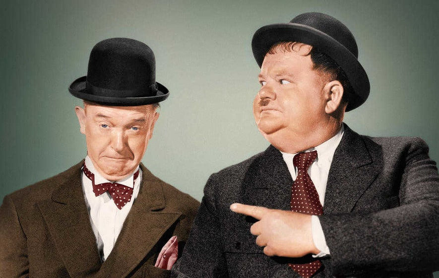 New Laurel & Hardy Drama, Stan & Ollie, to Hit Theatres Soon 3