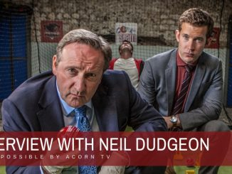 Interview with Neil Dudgeon, aka DCI John Barnaby of Midsomer Murders 24
