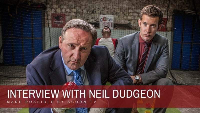 Interview with Neil Dudgeon, aka DCI John Barnaby of Midsomer Murders 1