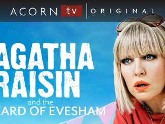 Interview with Ashley Jensen from Agatha Raisin 10