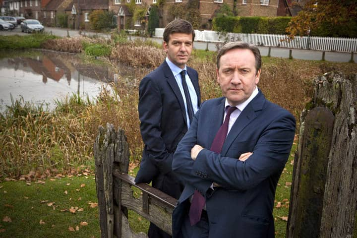 Interview with Neil Dudgeon, aka DCI John Barnaby of Midsomer Murders 2