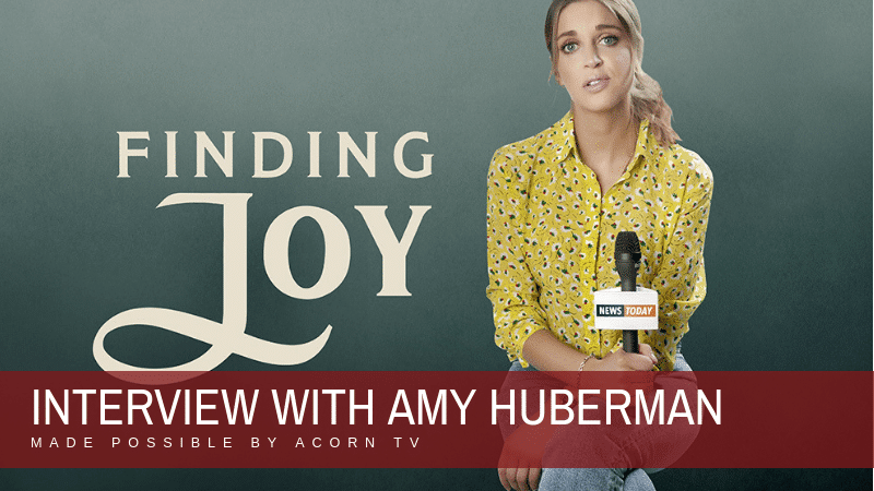 Interview with Amy Huberman 1