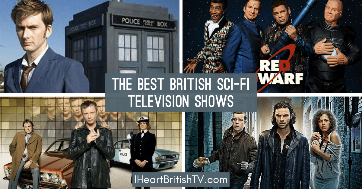 british science fiction shows feature