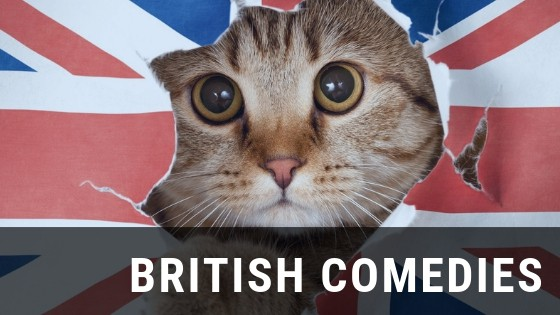 The List of British Comedy Shows 1