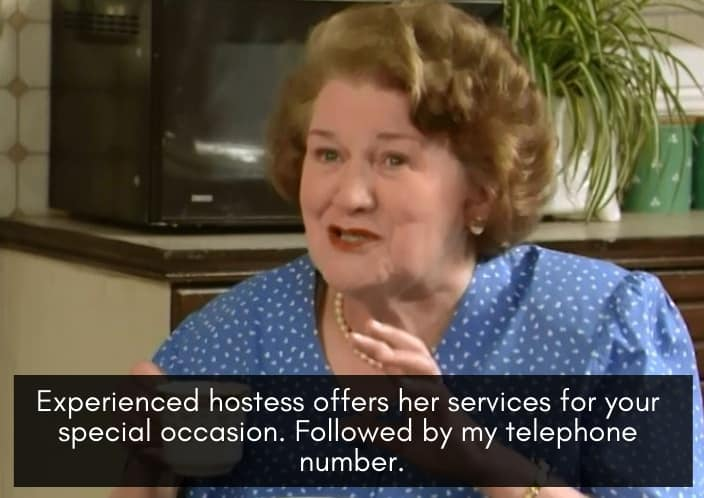 The Top 20 Hyacinth Bucket Quotes from Keeping Up Appearances 20