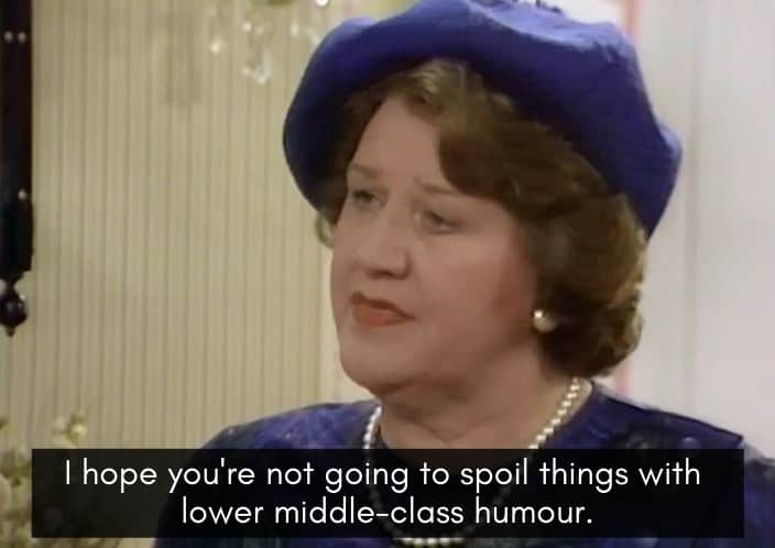 The Top 20 Hyacinth Bucket Quotes from Keeping Up Appearances 5