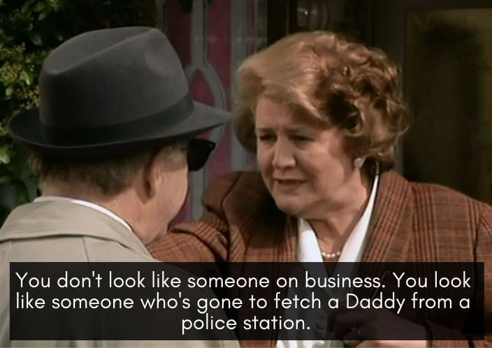 The Top 20 Hyacinth Bucket Quotes from Keeping Up Appearances 15
