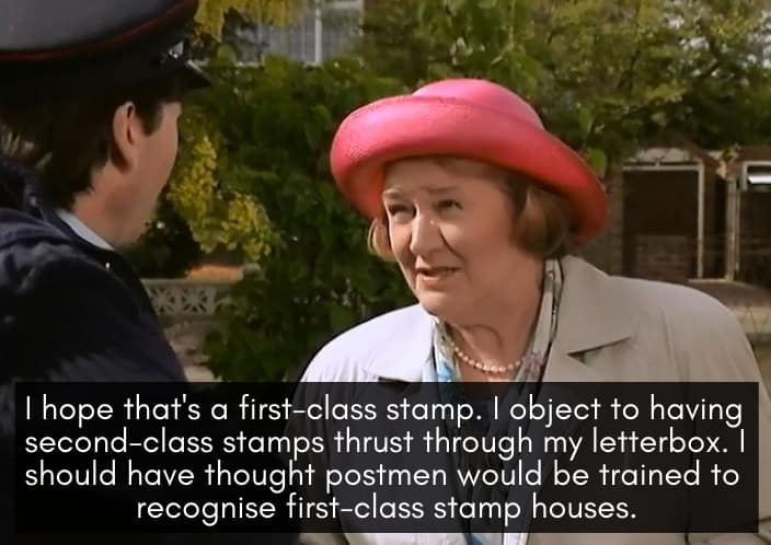 The Top 20 Hyacinth Bucket Quotes from Keeping Up Appearances 14