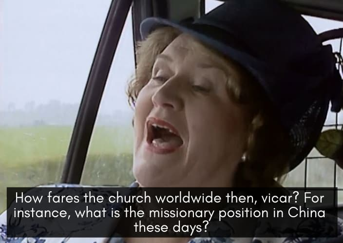 The Top 20 Hyacinth Bucket Quotes from Keeping Up Appearances 8