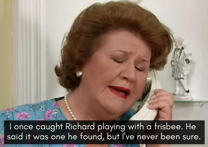 The Top 20 Hyacinth Bucket Quotes from Keeping Up Appearances 6