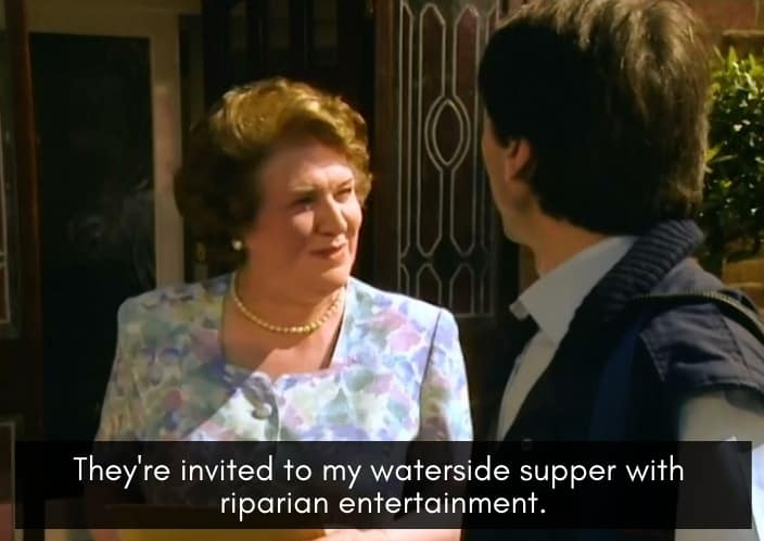 The Top 20 Hyacinth Bucket Quotes from Keeping Up Appearances 17