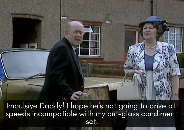 The Top 20 Hyacinth Bucket Quotes from Keeping Up Appearances 9