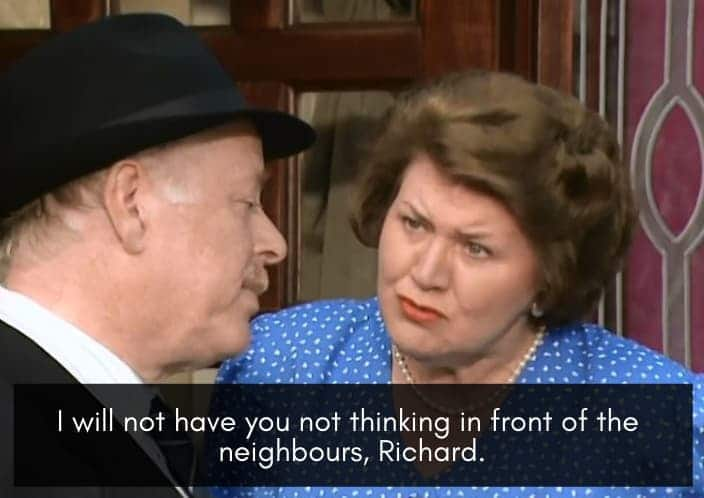 The Top 20 Hyacinth Bucket Quotes from Keeping Up Appearances 11
