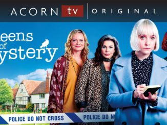 Queens of Mystery Review: New Acorn Original Delivers 9