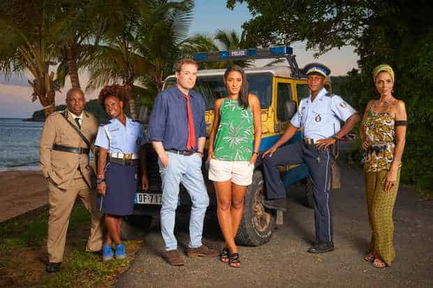 Death in Paradise Season 8: Where to Watch + Premiere Dates - I