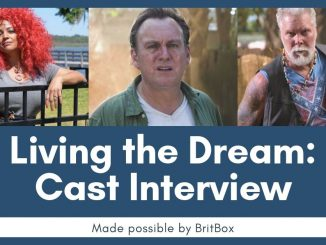 Living the Dream: Interview With Philip Glenister, Kevin Nash, and Kim Fields 11