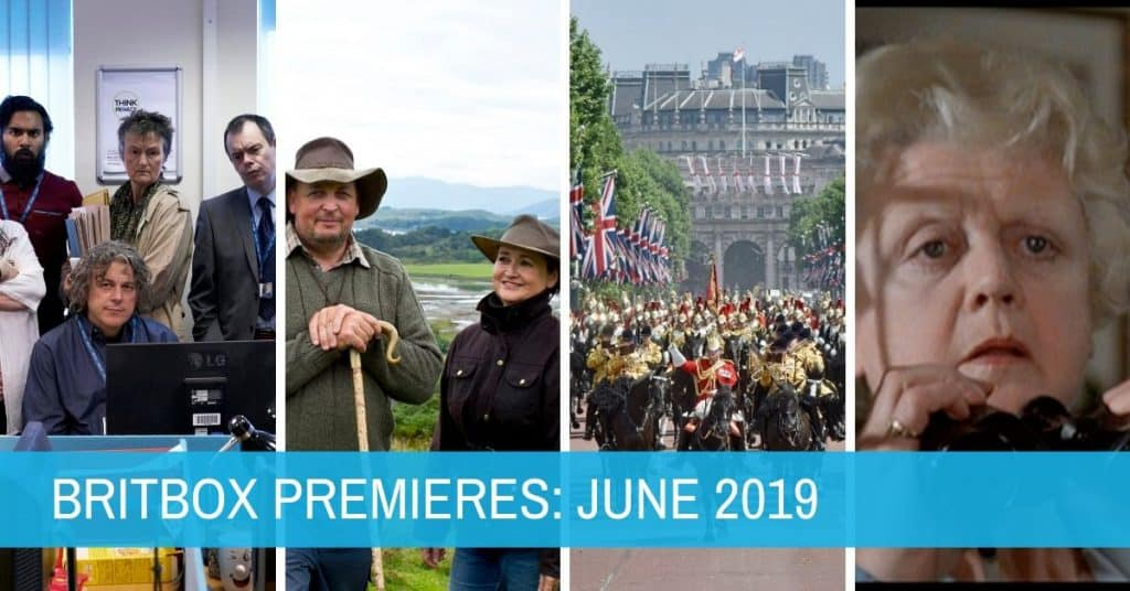 New Shows on BritBox: June 2019 1