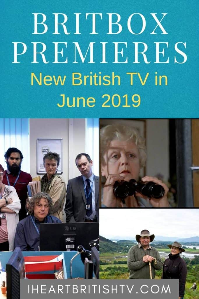 New Shows on BritBox: June 2019 10