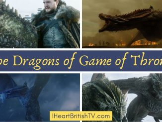The Game of Thrones Dragons 5