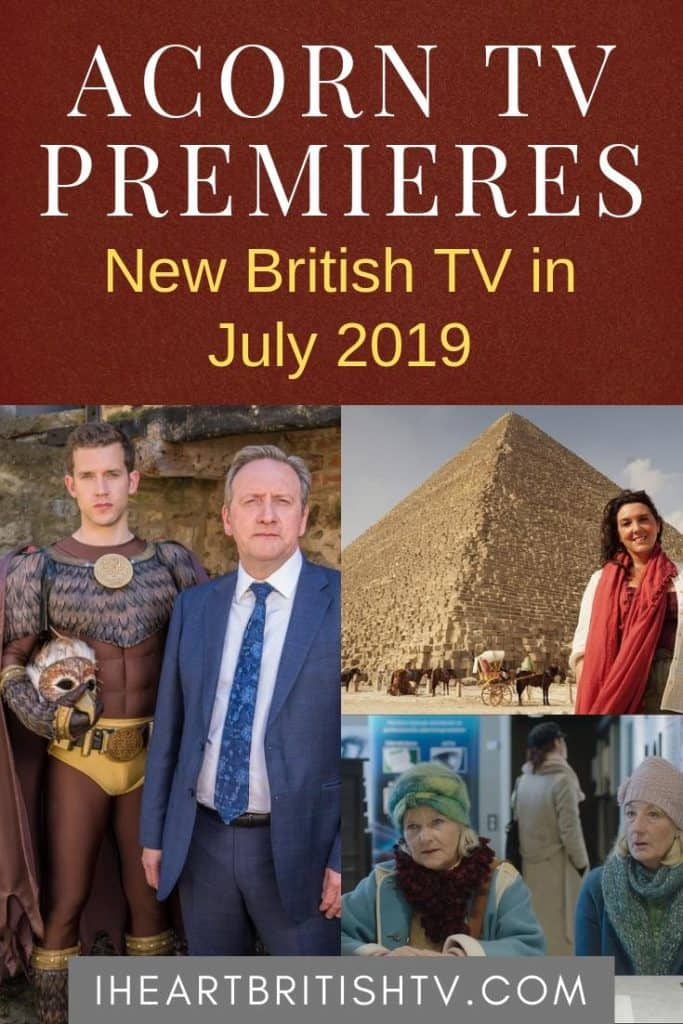 What's New on Acorn TV for July 2019? 11