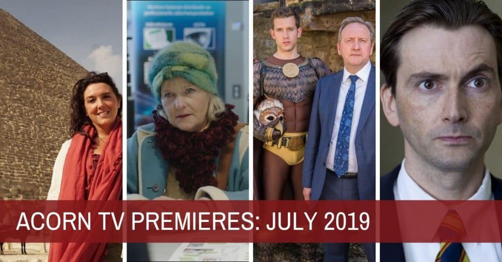 What's New on Acorn TV for July 2019? 1