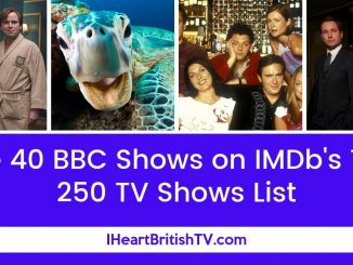 The 40 BBC Shows Listed in IMDb's Top 250 TV Shows 16