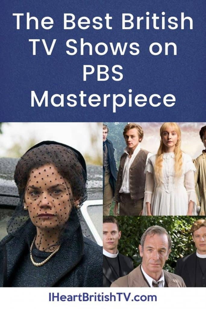 The Best British TV Shows on PBS Masterpiece Channel 51